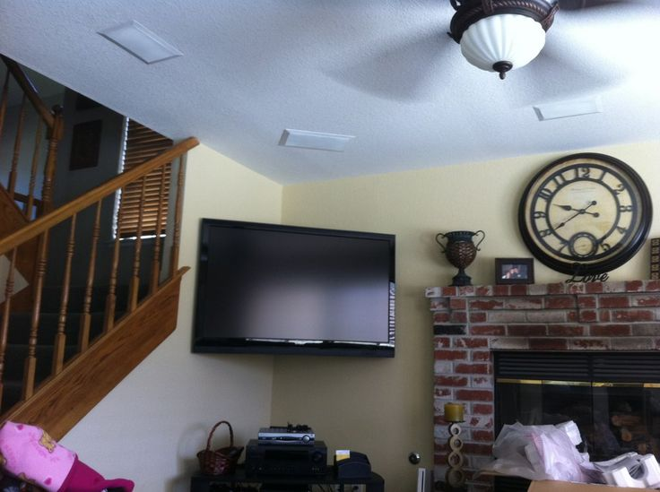 Installing TV Corner Wall Mount - http://stre.theopencase.com/installing-tv-corner-wall-mount/ : #Uncategorized TV corner wall mount – Installation of a wall corner TV may sound like hard work, but the truth is that it's really easy as long as long as you follow a few simple steps, and remember, you do not need specialized tools, equipment or training, and while you're confident enough...