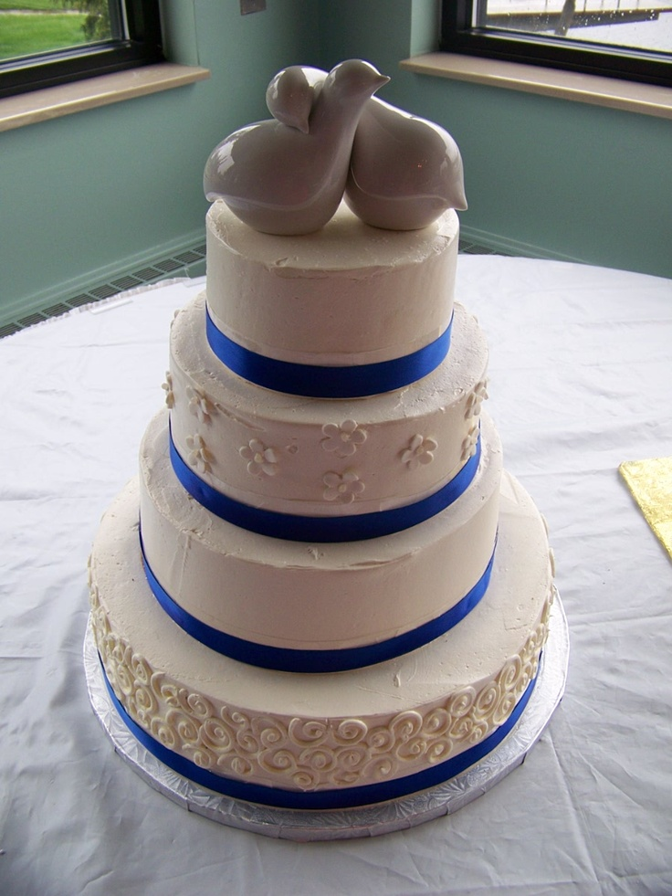 1000 Images About Simple Wedding Cakes On Pinterest