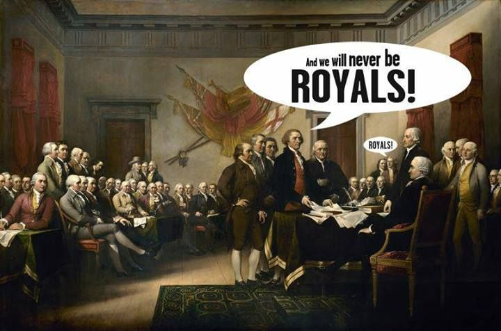 Everybody's like: wood teeth, stamp act, movin' to Virginia, bloodstains, gunshots, tea in Boston harbor. We don't care. We're forming government in our dreams.<-------just made my day