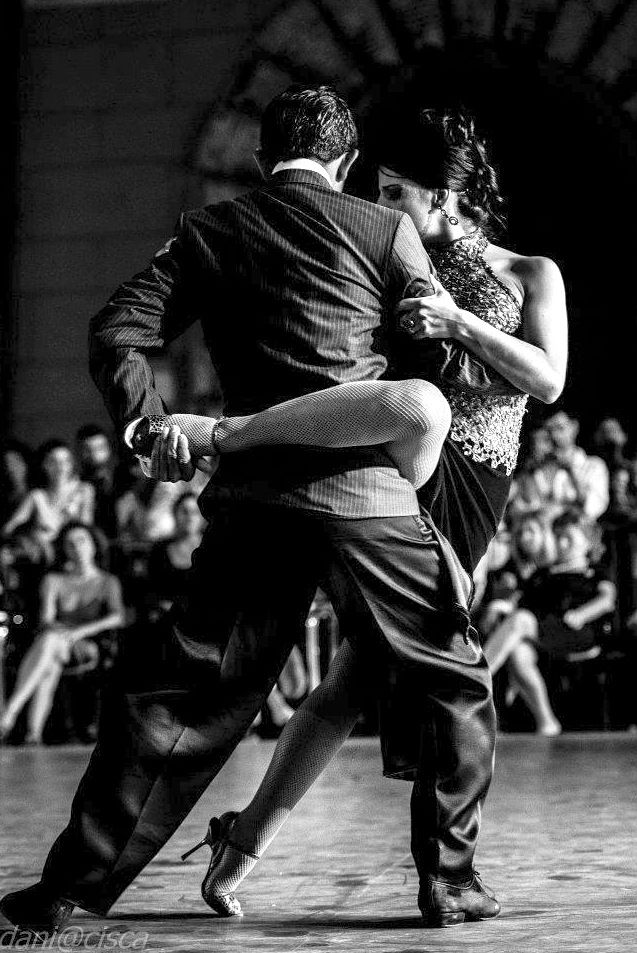 Argentine Tango. Photo by Danilo Ciscardi