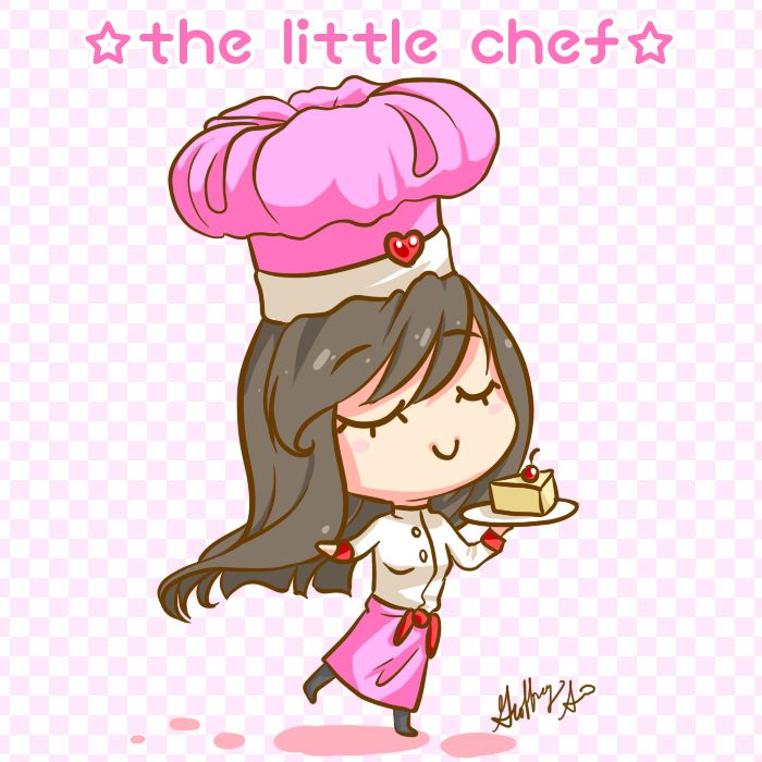 chibi pastry chef - Buscar con Google Dibujos Pinterest - baker pastry chef sample resume