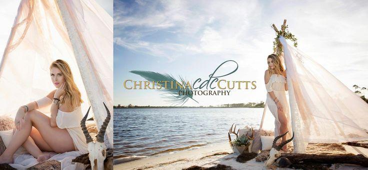 Senior | Girl | Photography | 2018 | Beach | Big Lagoon | Florida | CDC ARTISTRY | Milton High School