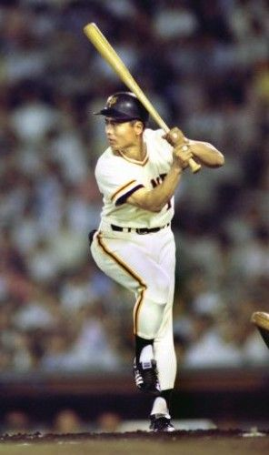 Sadaharu OH #1 all-time home run leader - a truly sublime swing.
