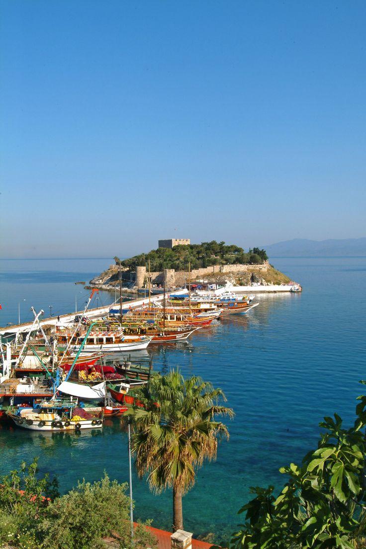 Güvercinada in Kuşadası - Aydın, Turkey