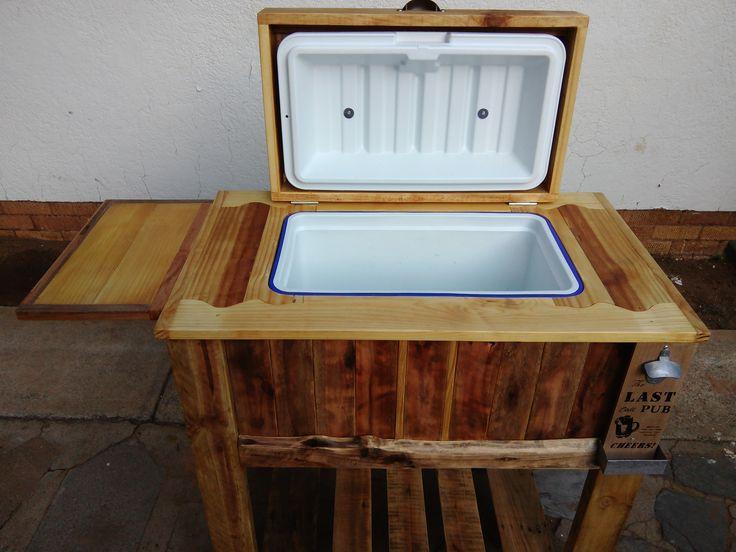 Pallet Cooler Box