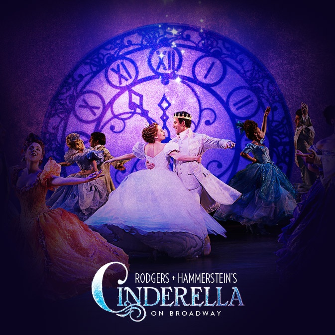 """""""A dazzling delight that will charm theatergoers of all ages!"""" –USA Today    We are thrilled to be open on Broadway! #Cinderella"""
