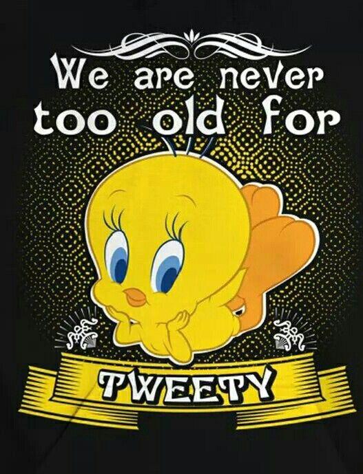 Tweety Bird                                                                                                                                                                                 More