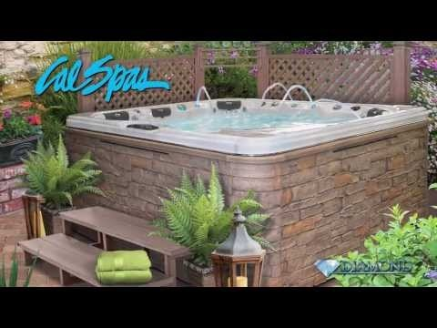 17 best images about hot tubs on pinterest hot tub deck. Black Bedroom Furniture Sets. Home Design Ideas