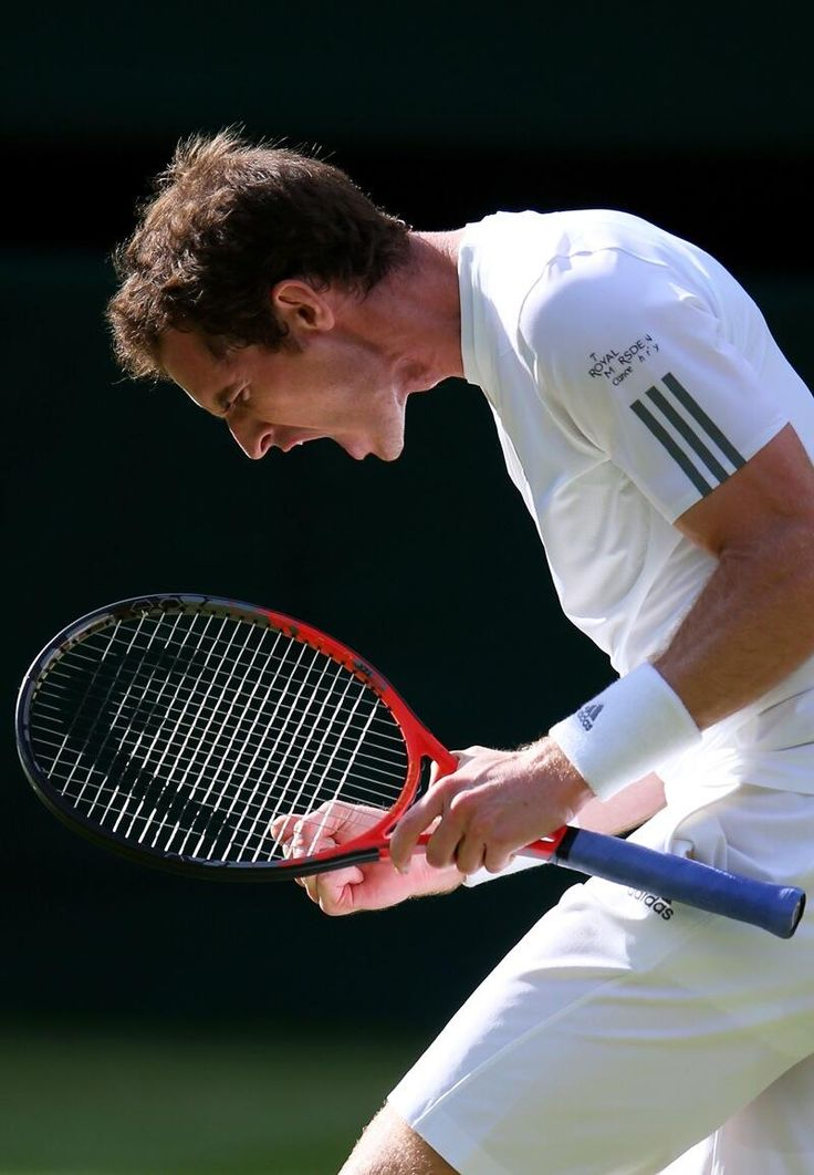 Andy Murray! #Wimbledon2013