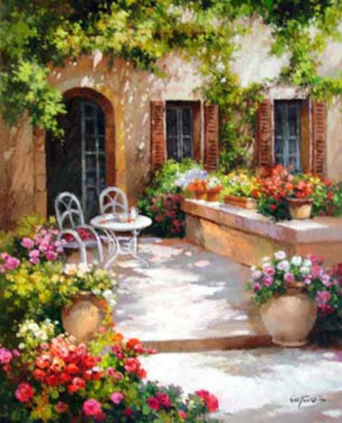 Water Street • Paul Guy Gantner | 0809
