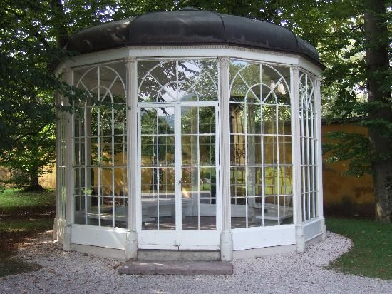 Sound of Music Gazebo - Salzburg Austria. I actually sang and leaped from bench to bench. What a dream!