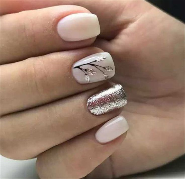 Spring square acrylic nail design is the amazing style of ladies