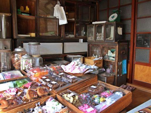 鶴岡駄菓子 梅津菓子舗|レストラン情報|うんまいもの|やまがた庄内観光サイト