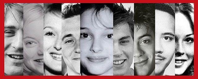75 atores e atrizes famosos, antes e depois da fama