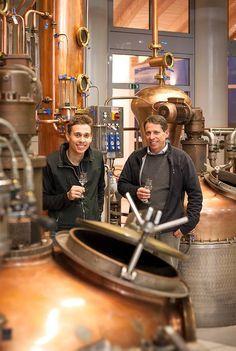 Immortaliamo gli ultimi attimi di distillazione
