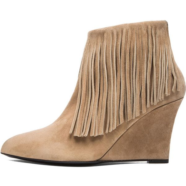 how to make fringe boot covers