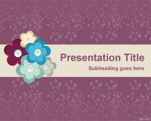 Plantilla PowerPoint de Álbum de recortes   Plantillas PowerPoint Gratis