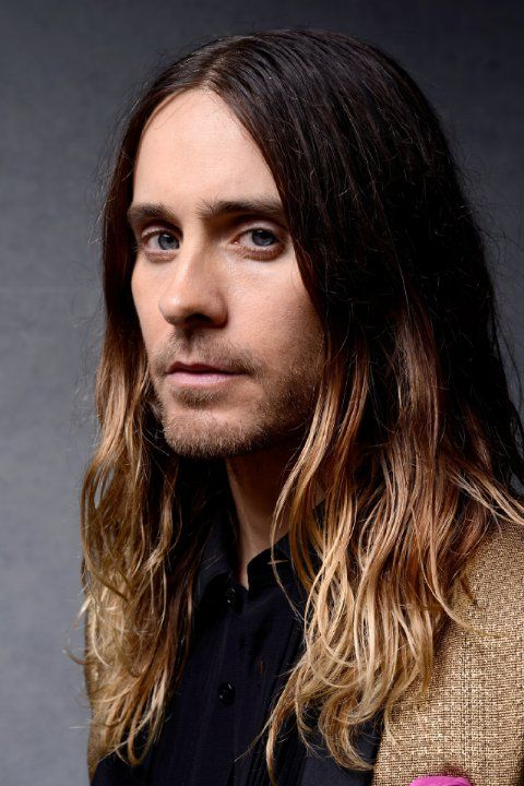 Jared Leto- y does he have pretty hair then me?