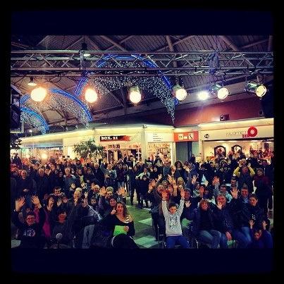 Anteprima Made In Fe, CC Le Mura, Ferrara 16/12/12