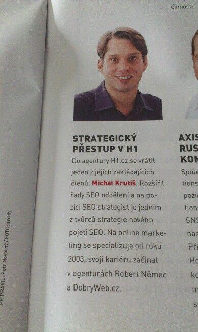 Online marketer v printu.