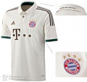 Bayern apresenta camisa em homenagem à Oktoberfest - http://www.colecaodecamisas.com/bayern-apresenta-camisa-em-homenagem-a-oktoberfest/