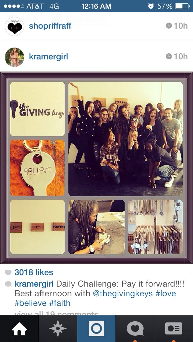 More from @The Giving Keys