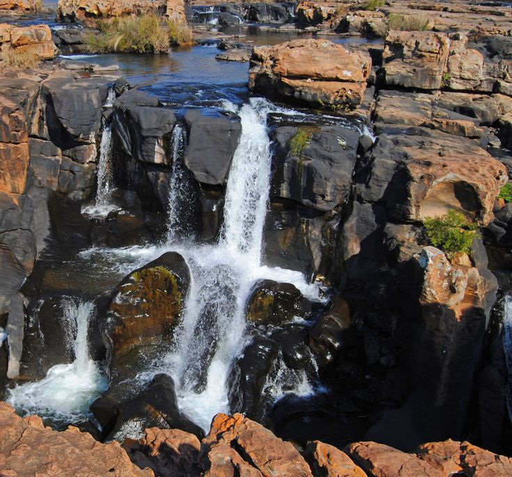 The Truer River at Bourke's Luck Potholes