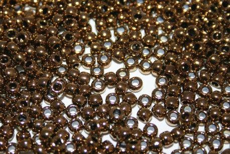 Perline Toho Rocailles Antique Bronze 15/0 - 10gr