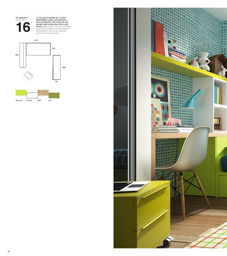 ISSUU - Catalogo de muebles INFINITY de Muebles JJP