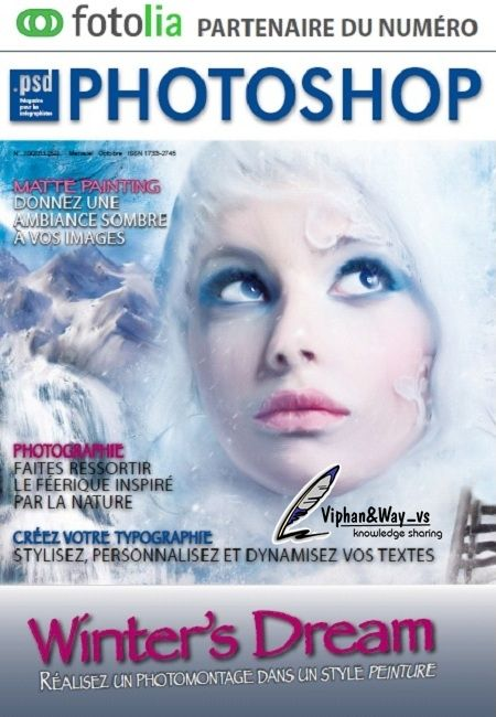 PSD Photoshop - October 2011 (France)