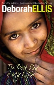 The Best Day of My Life by Deborah Ellis. This is an emotionally engrossing story about a young Indian girl, called Valli, who has to survive by herself on the streets of Kolkata (now known as Calcutta).