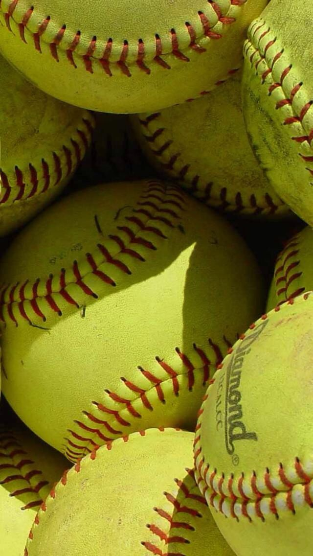 Softball. Phone background | softball gear | Softball ...