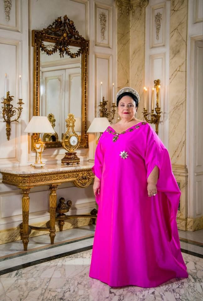f42a3d64070e HIH Grand Duchess Maria Vladimirovna