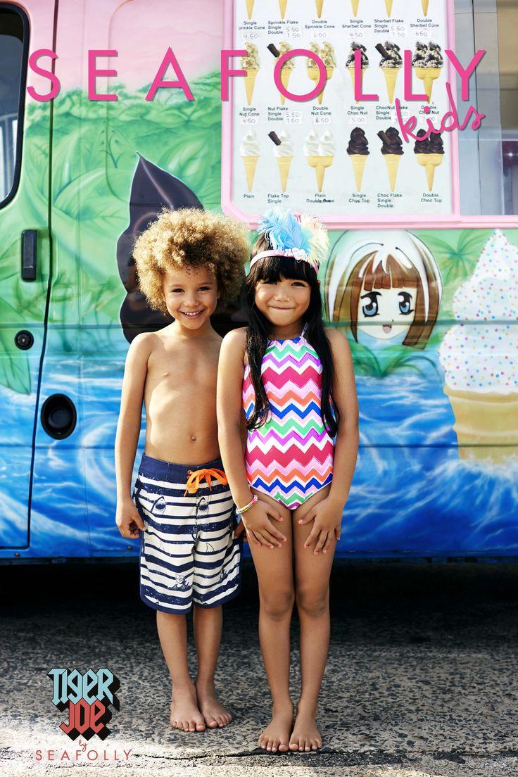 Seafolly Kids Summer