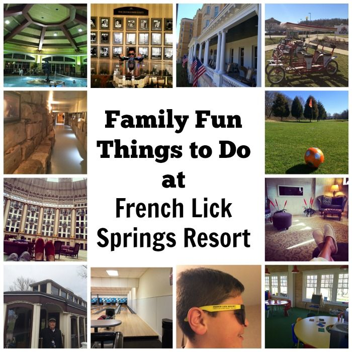 french lick resort spring