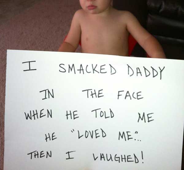 The parenting trend sweeping social media – baby shaming
