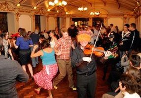 Dinner and entrance to the Sloans Famous Friday Night Ceilidh