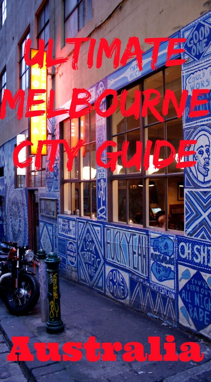 The complete Melbourne city guide to help you plan your trip to this brilliant state capital in Australia. Melbourne hotel, restaurant and bar recommendations as well as Melbourne travel information and loads of things to see and do in Melbourne.