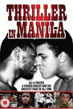 The Greatest one in one of history's most memorable bouts. When boxing was  at its peak.