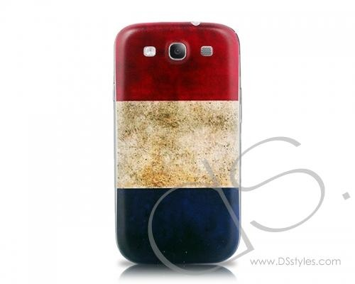 Retro National Flag Series Samsung Galaxy S3 Battery Door ...
