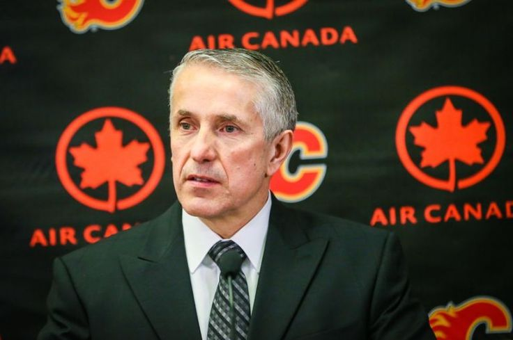 Bob Hartley Relieved as Head Coach by Calgary Flames Less Than One Year After Winning Jack Adams Award One year after leading the Calgary Flames to an unex...