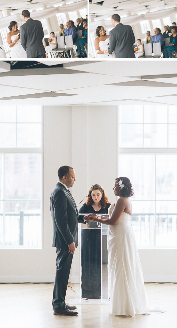 low budget wedding new jersey%0A Wedding ceremony at the Maritime Parc in Jersey City  NJ  Captured by NYC  wedding