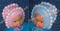 шапки крючком для новорождённых » Петля, вязание, вязание для женщин, вязание для мужчин, вязание для детей, вязание для дома, вязаные игрушки, узоры, вышивание, бисероплетение