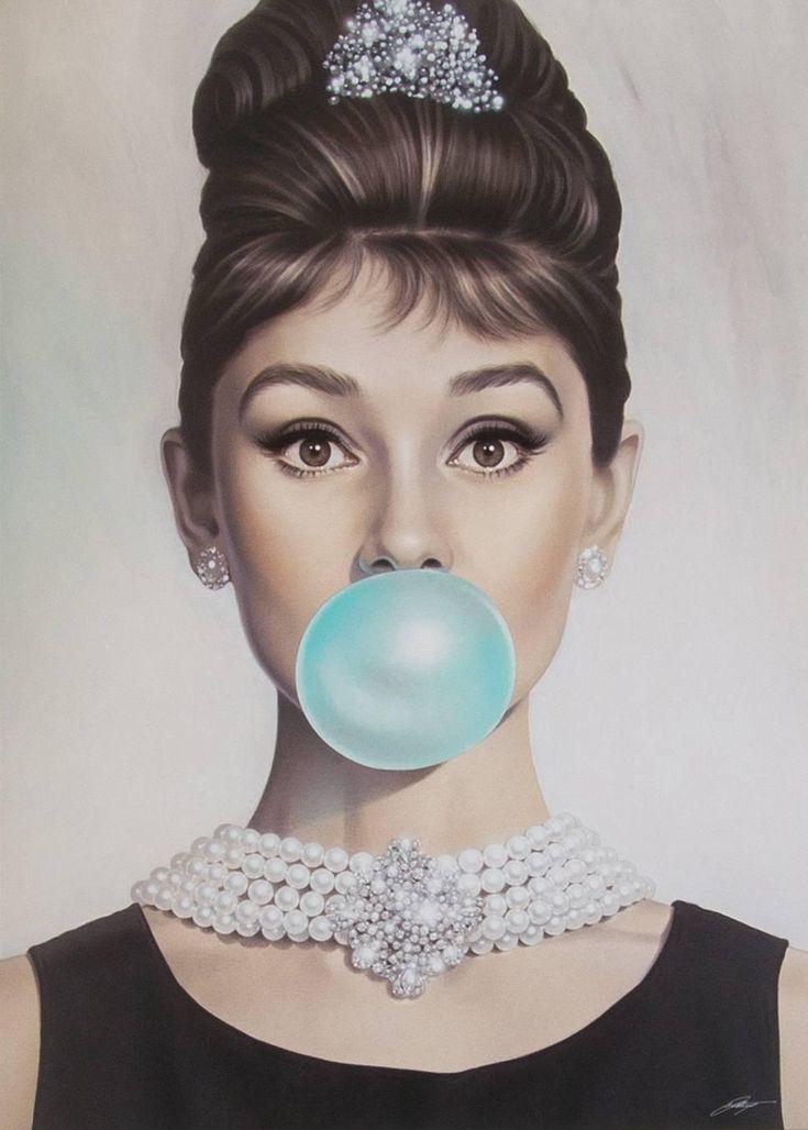 Audrey Tiffany Blue 1