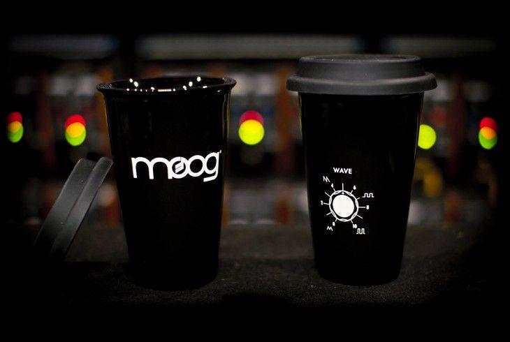 11oz Black Ceramic Moog Travel Mug.    The Moog Travel Mug features four waveforms and keeps your coffee hot.Moogly Products, Moogly Coffee, Coffee Hot, Music Combinations, Moogly Travel, Living Music, Ceramics Moogly, Moogly Music, Moogly Newsletter