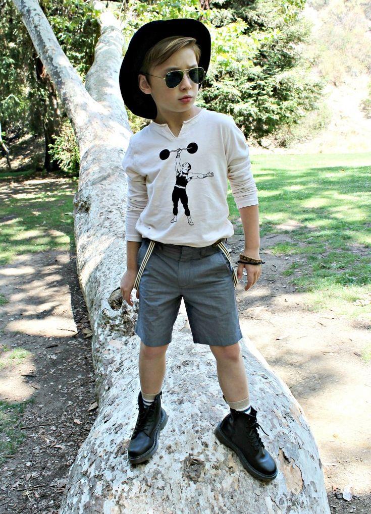 Fashion Boys Dressed
