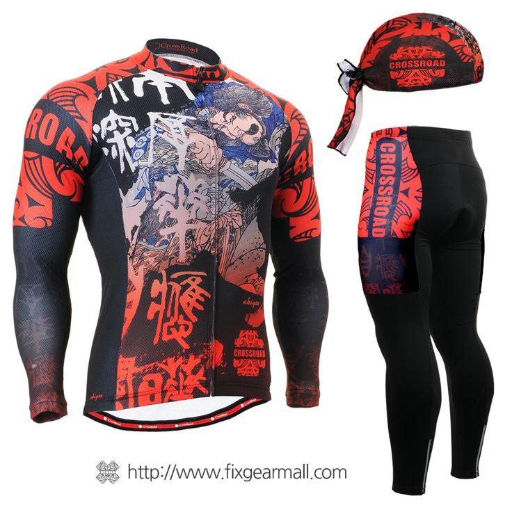 Fixgearmall - #FIXGEAR Men's #Cycling #Jersey & #Pants Set, model no CS-2801-SET, #Unique Design and Advanced Performance Fabric. ( #AeroFIX ) #MTB #Roadbike #Bicycle #Downhill #Bike #Extreme #Sportswear