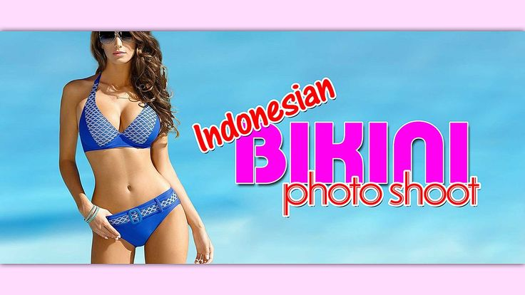 Hot Sexy Girls on Micro Bikini Contest - Indonesia Bikini Swimsuit Model...
