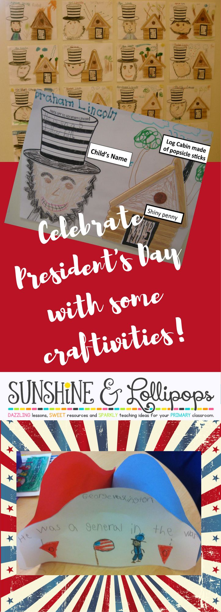82 best holidays in the classroom presidents u0027 day images on
