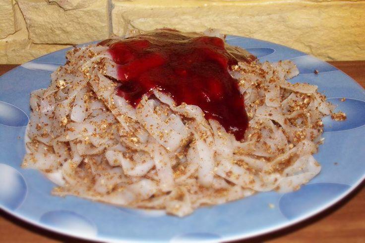 Extra diétás grízes tészta   Klikk a képre a receptért!